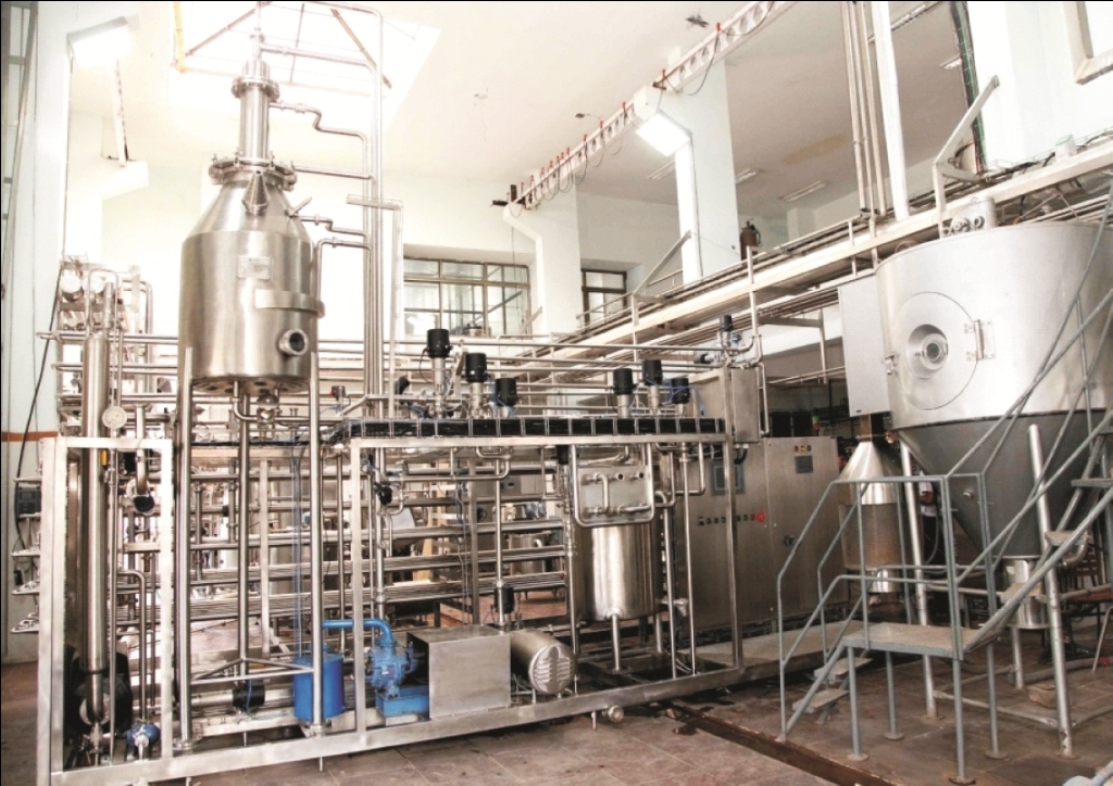 Idmc Limited Dairy Equipment Cattle Feed Plants